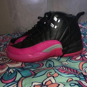 Retro Jordans size 4 youth
